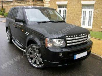 Range Rover Sport Yan Basamak (ZK-LRR-003)