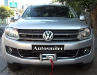 Vinç ve Vinç Aksesuarları - Volkswagen Amarok Offroad Vinç 8000 LB 4x4 Vinç 3630 KG