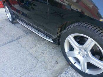 Mercedes ML Yan Basamak 2012 Sonrası
