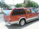 Camlı Kabin - Ford Ranger Kırmızı Camlı Kabin
