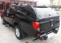 Camlı Kabin - Mitsubishi L200 Siyah Camlı Kabin