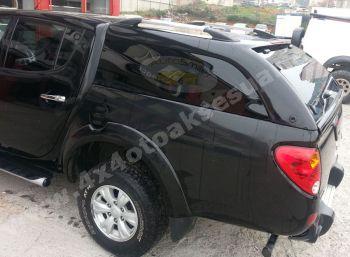 Mitsubishi L200 Siyah Camlı Kabin