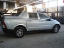 Fullbox - Ssangyong Actyon Sports Gri Fullbox