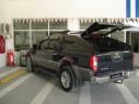 Camlı Kabin - Nissan Navara Siyah Starbox Camlı Kabin