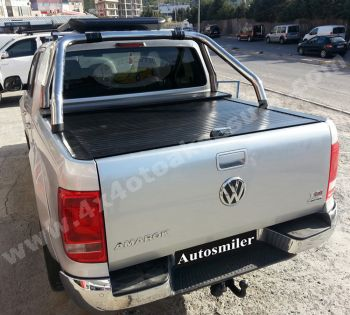 Volkswagen Amarok Çeki Demiri E Belgeli