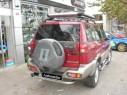 Arka Koruma Bariyeri - Nissan Terrano Özel U Arka