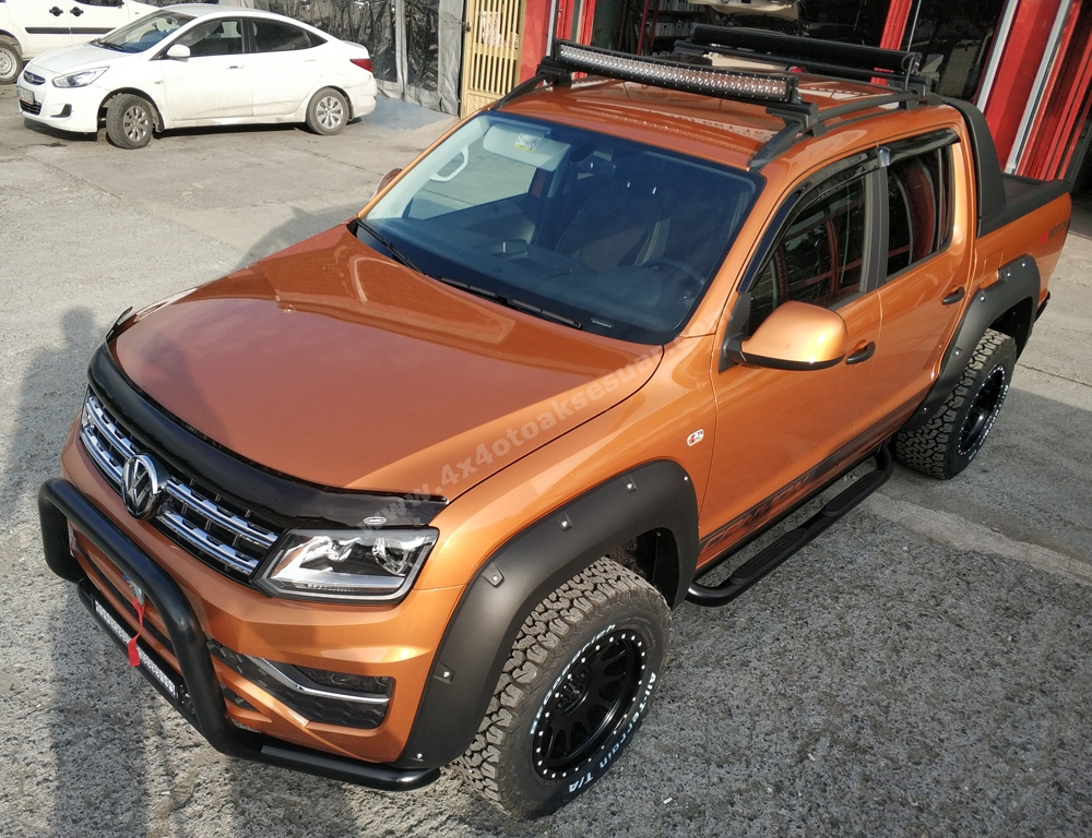 Volkswagen Amarok 2019 Aksesuar Paketi Set Fiyatı