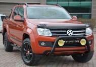 Ön Koruma Bariyeri - Volkswagen Amarok Action Ön Koruma Siyah
