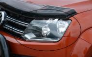 Gövde Parçaları - Volkswagen Amarok Far Koruma Plastiği