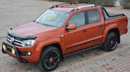 Port Bagaj - Volkswagen Amarok Port Bagaj Çıtası Krom