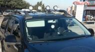 Port Bagaj - Volkswagen Amarok Sis Farı, Dörtlü Tepe Sis Lambası