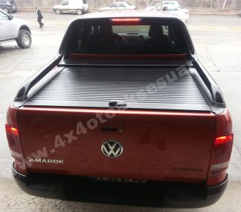 Volkswagen Amarok Canyon Sürgülü Kapak Rollback