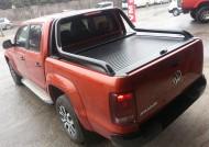 Roll-Back(Sürgülü Kapak) - Volkswagen Amarok Canyon Sürgülü Kapak Rollback
