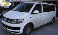 Yan Koruma Bariyeri, Yan Basamak - Volkswagen Transporter T5 Yan Basamak