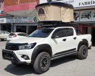 Port Bagaj - Araç Üstü Katlanır Çadır Box, FreeCamp Explerer Araç Üstü Çadır