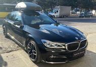 - BMW 740 PORT BAGAJ SANDIK + ARA BAR ÇITASI SET