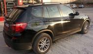 Port Bagaj - BMW X3 PORT BAGAJ ÇITASI SİYAH