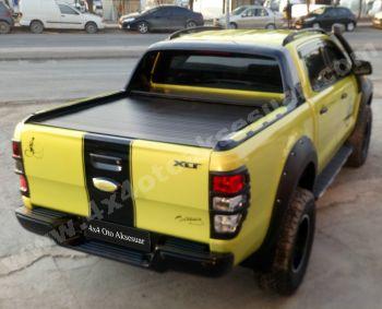 Ford Ranger 2018 Aksesuar Paketi Set Halinde