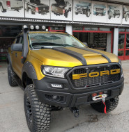 FULL SETLER - Ford Ranger Gold Paket