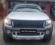 Panjur - Ford Ranger Siyah Ön Panjur Plastiği