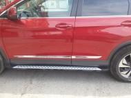 Krom Aksesuarlar - Honda Crv Yan Kapı Çıtası