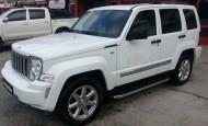 Yan Koruma Bariyeri, Yan Basamak - Jeep Cherokee Limited Yan Basamak Hitit Krom