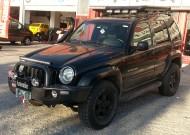 Port Bagaj - Jeep Cherokee Ofroad Model Sepet