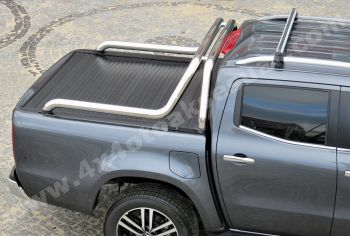 Mercedes X Class Krom Kasa Koruma Rollbar