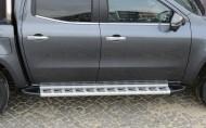 Yan Koruma Bariyeri, Yan Basamak - Mercedes X Class Yan Basamak Alüminyum Aspendos