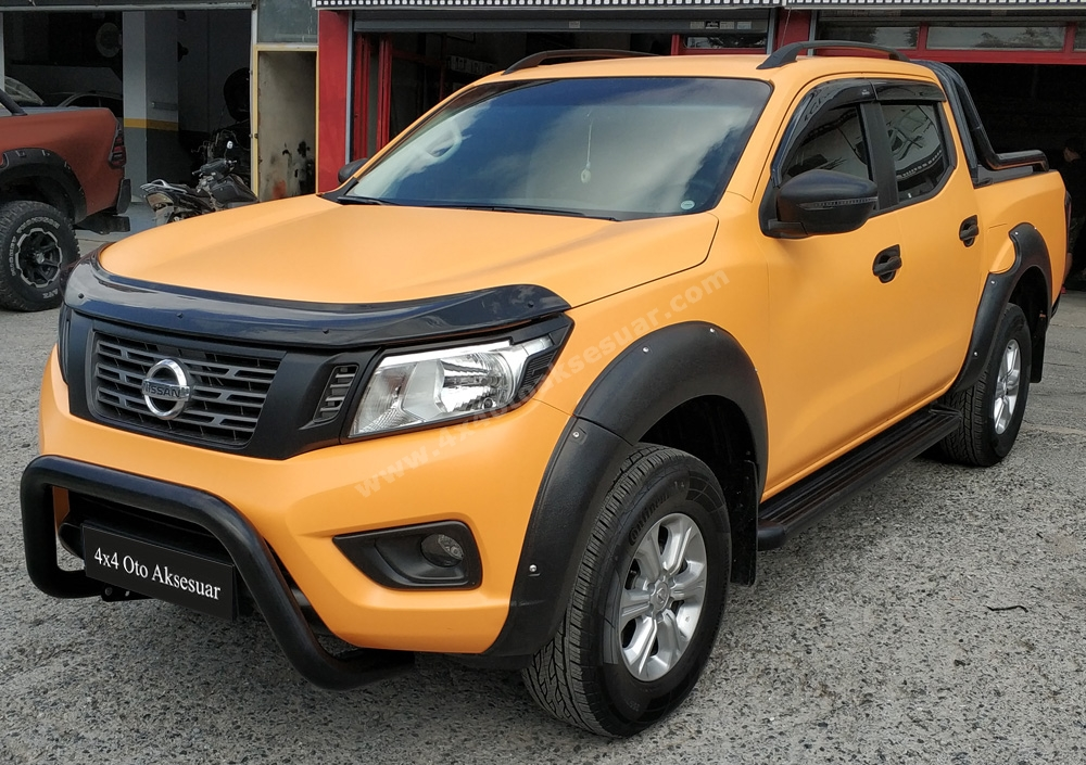 Nissan Navara 2018 Aksesuar Paketi