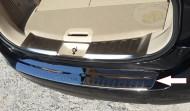 Krom Aksesuarlar - Nissan Xtrail Model Arka Tampon Eşiği Dış Eşik