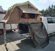 Gövde Parçaları - Pick-Up Araçlar için Bagaj Üstü Çadır