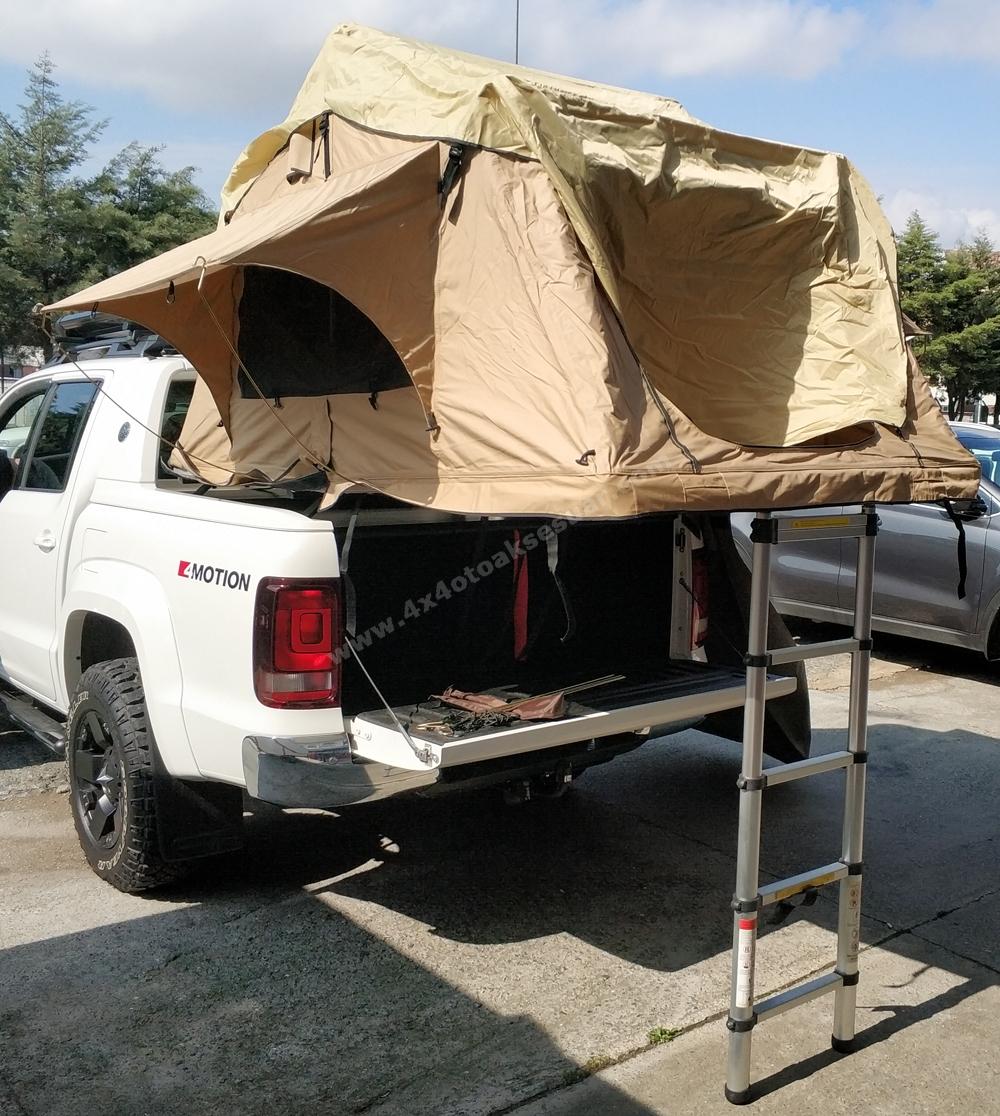 Pick-Up Araçlar için Bagaj Üstü Çadır