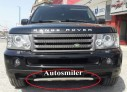 Ön Koruma Bariyeri - Range Rover Sport Ön Tampon Alt Difüzör Alüminyum