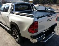 Rollbar - Toyota Hilux'a Uyumlu 2015 Rollbar Krom Action