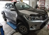FULL SETLER - Toyota Hilux''a Uyumlu 2019 Model Aksesuar Paketi