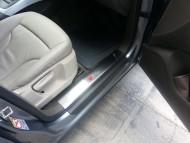 Krom Aksesuarlar - Audi Q5 Krom Kapı Eşiği