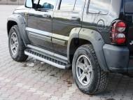 Yan Koruma Bariyeri, Yan Basamak - Jeep Cherokee Hitit Yan Basamak