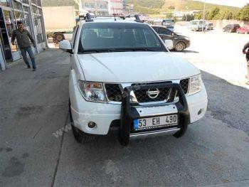 Nissan Navara Ön Koruma Bariyeri (Nemrut Polyguard)