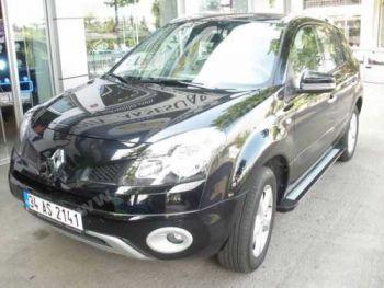 Renault Koleos Yan Koruma Bariyeri (Gordion)
