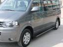 Yan Koruma Bariyeri, Yan Basamak - Volkswagen Transporter T5-T6 (U.Ş) Yan Koruma Bariyeri (Truva)