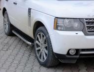 Yan Koruma Bariyeri, Yan Basamak - Range Rover Vogue Yan Basamak OEM ORJ