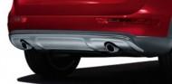 Arka Koruma Bariyeri - Audi Q5 Arka Tampon Koruması (ZK-Q5-002)