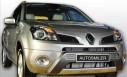 Ön Koruma Bariyeri - Renault Koleos 09-10 Ön Tampon Koruması (ZK-QM-001)