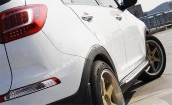 Kia Sportage R 2010 X5 Stili Yan Basamak (ZK-F-113)