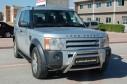 Ön Koruma Bariyeri - Land Rover Discovery III Ön Koruma (Krom)