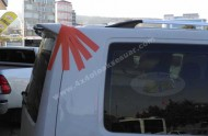 Spoiler - Volkswagen Transporter T5 2015 Spoiler